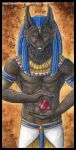 Anubis-The Judgement by Art-of-Sekhmet
