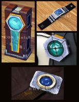 Handsome Jack - Cosplay Accessoires by EOSKnight