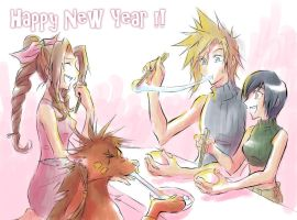 20091231 - Happy New Year by Grapy