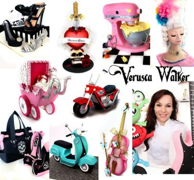 Verusca Walker Cakes by Verusca