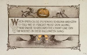 Imps And Pumpkins by Yesterdays-Paper