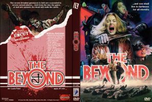 The Beyond DVD Jacket by TerrysEatsnDawgs