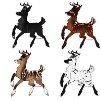 DeerAdopts : OPEN by OpticalColors