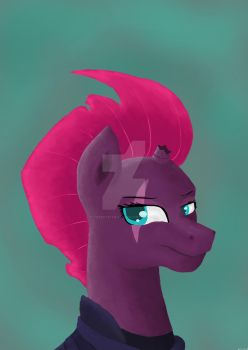 Tempest Shadow by creepykitkat3