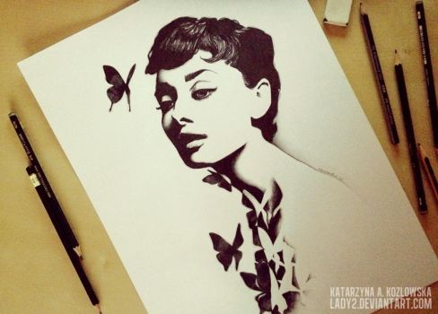 audrey. by Lady2