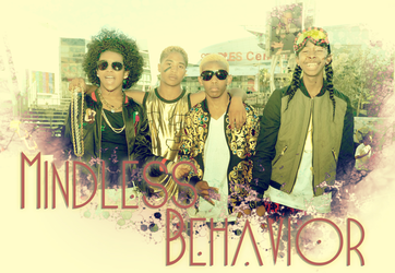 Mindless Behavior Wallpaper 004 By MB Daily