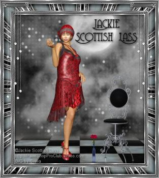 Flapper by Jackie-Scottish-Lass