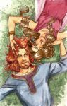 Spring (Gawain and Ragnell) by Sigune