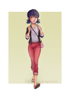 Marinette by sonichouse