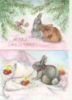 christmas cards by ThePyf