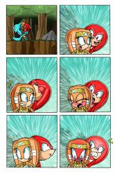 Sonic Eggs 3 Pg5 Coloured by Big-Al-Son86