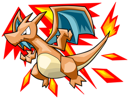 Charizard by turb0s0ic333