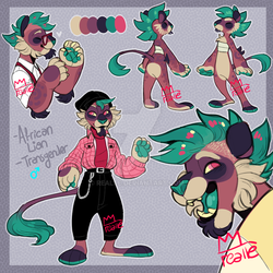 LION ADOPTABLE AUCTION - [closed]