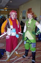 AACon2014: Gaspard and Silabus! by Sylabus