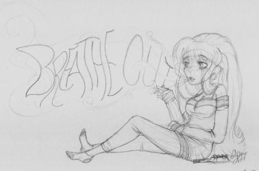 WIP- Breathe Out by SmallHoot