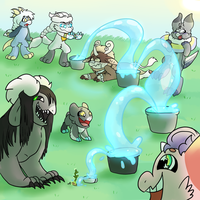 .:Wyngro:. Water I learned... [MAGIC CLASS] by Hedgermins