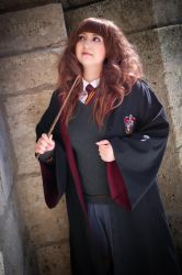 Hermione Granger - Harry Potter 02 by HauroCosplay