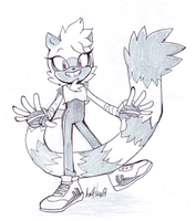 Tangle the Lemur by Auroblaze
