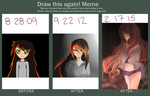draw this again ((again)) by PixelDepictions