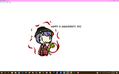 DDC's 5th anniversity. by Sandrag1