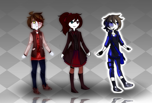 Reject Adopts - Lowered Price! [closed] by nakuradoptables