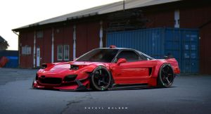 NSX by The--Kyza