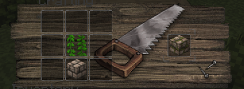 How to make Mossy Stonebrick by Shorrax