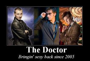 The Doctor by kotkata111