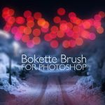 Bokette Bokeh Photosop Brush by doctor-a