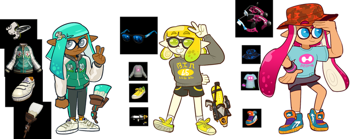 Randomized Inklings by Strontium-Chloride