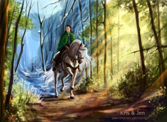 Winter is coming after him by jen-and-kris