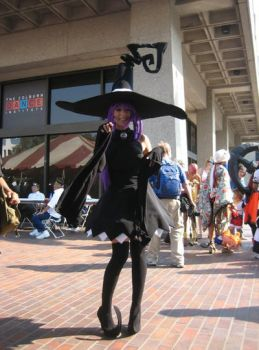 Witch Blair of Soul Eater by agcpictures