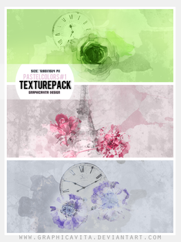 Pastel Colors #1 [Texture Pack] by graphicavita