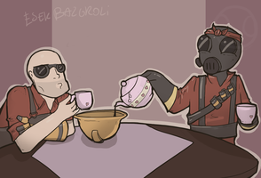 Tea Time by MY-B0Y