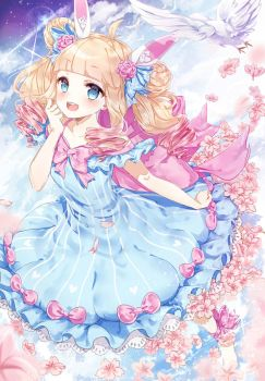 C:Blooms on a Daydream by dmarichanb