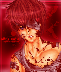 Seeing red-Bunta ver.02 by Donnis