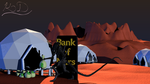 Alien Robbing Mars Bank by Lord-Kaine