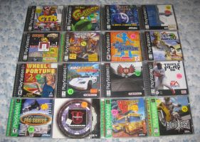 PS1 Collection - Part 2 by T95Master