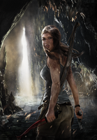 Lara - Reborn from the Ashes by reh-kitz