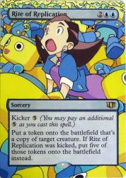Tron Bonne replication by Toriy-Alters