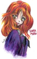 Sara Mudo by Lady-Nightmare