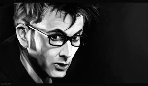 The Doctor. by viria13