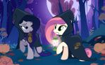 Witchy Wimmens by Shadowwolf