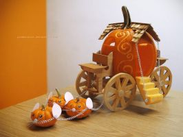 2010 - Pumpkin Fairytale 2 by PunkBouncer