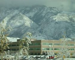 Utah Snow Pic 5 by JCServant