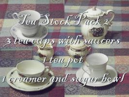 More Tea, Please Stock Pack by magenta-stock