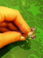 Simply Elegant ring by beadsofcompassion