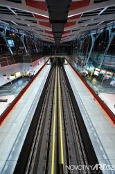 subway station Strizkov by Junior-rk