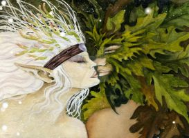 Love of the Greenman by Acorncupcake