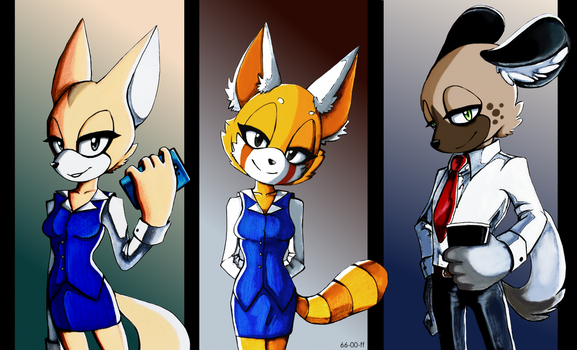 Office Team by 66-00-ff
